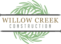 Willow Creek Construction Logo